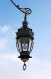 lampowa stara ulica Obrazy Stock