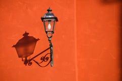 lampowa ulica Fotografia Royalty Free