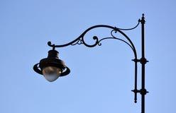 lampowa ulica Obrazy Royalty Free