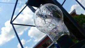 Lampowej technologii energetyczny przedmiot Zdjęcie Stock