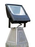 lampowy żarówki światło reflektorów Zdjęcia Royalty Free