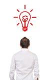 Lampowy koszty stałe Obrazy Stock