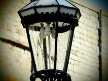 Lampowy ` s monolog zdjęcia stock