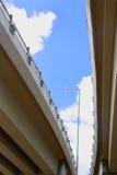 lampowy wiadukt Zdjęcie Royalty Free