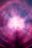 lampplasma Royaltyfri Bild
