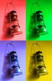 lamppop royaltyfri foto