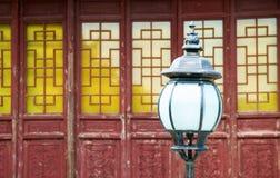 lamppost Obraz Stock