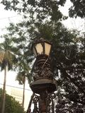 lamppost foto de archivo libre de regalías