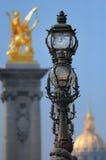 lamppost Arkivfoton