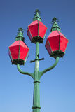 The Lamppost Royalty Free Stock Photography