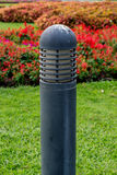 lamppost stock foto's
