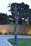 lamppost obrazy stock