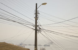 lamppost Stock Fotografie