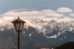 lamppost Fotografia Stock