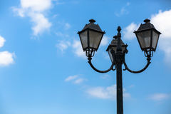 Free Lamppost Royalty Free Stock Photo - 51234005