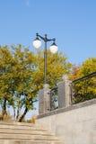 lamppost Royaltyfri Foto