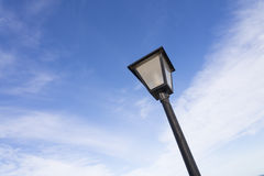 lamppost Imagem de Stock Royalty Free