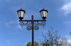 lamppost Arkivbild