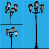 lamppost Foto de Stock Royalty Free