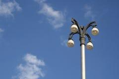 lamppost 6 στοκ εικόνες