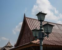 lamppost Imagens de Stock Royalty Free