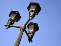 Lamppost II. Lamppost in the street royalty free stock photography
