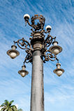 Lamppost old Royalty Free Stock Images