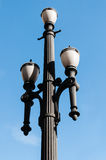 Lamppost old Stock Photo
