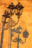 Lamppost Stock Photography