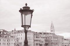 Lamppost in Venice Stock Photos