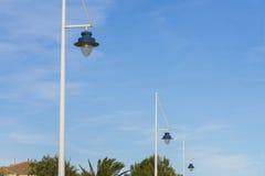 lampposts Стоковые Фотографии RF