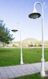 lampposts Zdjęcia Royalty Free