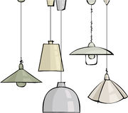 Free Lamps Royalty Free Stock Photo - 16364925