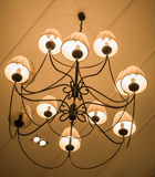 Lamps. Decorative  home and restaurants Stock Photos