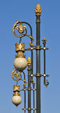 Lamps detail - Royal Palace - Madrid Royalty Free Stock Photos