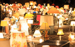 Lamps Stock Image