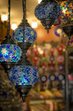 Lamps on Istanbul market. Lamps on the istanbul market Stock Photography