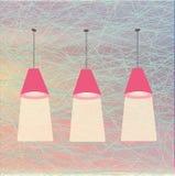lamps modern Στοκ Φωτογραφίες