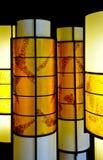lamps oriental style Στοκ Φωτογραφίες