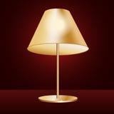 Lampshade Arkivfoto