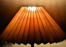 Lampshade Royalty Free Stock Photography