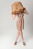 Lampshade fashion Stock Photography