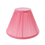 The lampshade without lamp Royalty Free Stock Images
