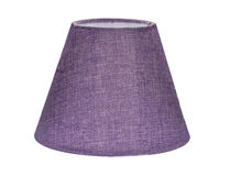 The lampshade without lamp Stock Photography