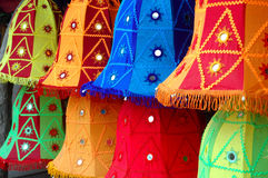 Lampshades Stock Photography