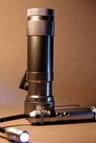 lampspion Arkivbilder