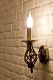 Lampsteun stock afbeelding
