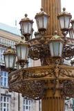 Lampstolpe Royaltyfri Bild