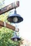 Lampstolpe, ljusa Pole Arkivfoton