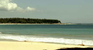 Lampuuk Beach - Aceh Royalty Free Stock Images